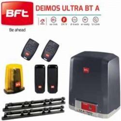 Kit automatizare porti culisante max.400kg BFT DEIMOS A400 ULTRA BT