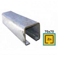 Sina porti autoportante in consola 70x70x4mm