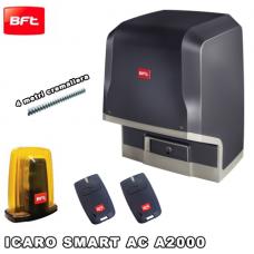 Kit automatizare porti culisante, BFT ICARO SMART AC A2000