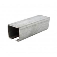 25-232 Sina zincata 50x46x2mm poarta suspendata, 5,80M